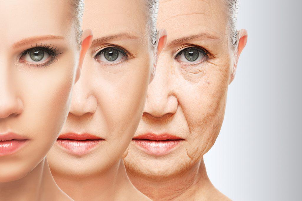 顔のたるみ予防