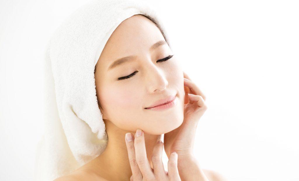 正しい洗顔の仕方