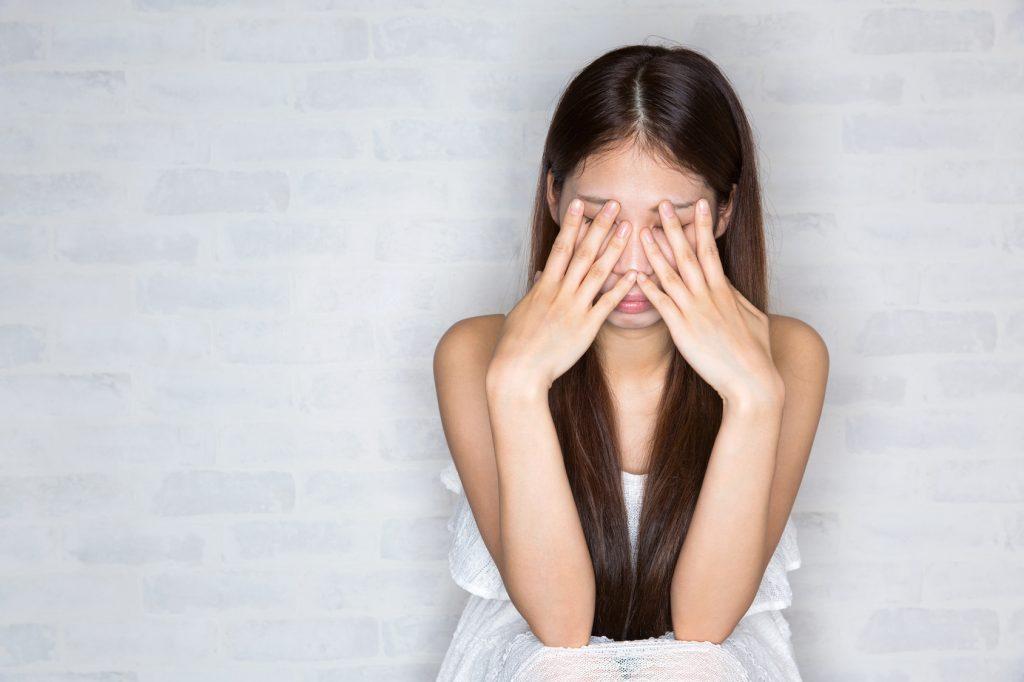 脂漏性皮膚炎が発症