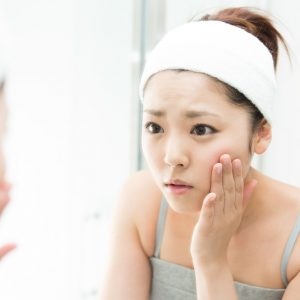 顔洗いすぎ注意