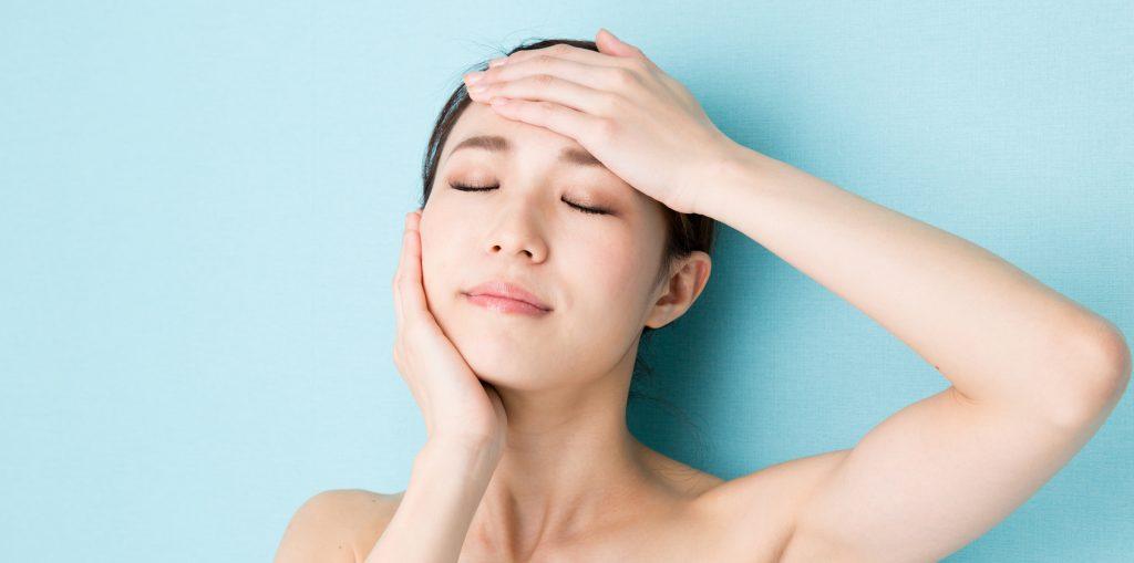 肌のバリア機能を回復する保湿ケア