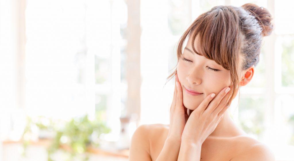 顔の乾燥肌のスキンケア方法