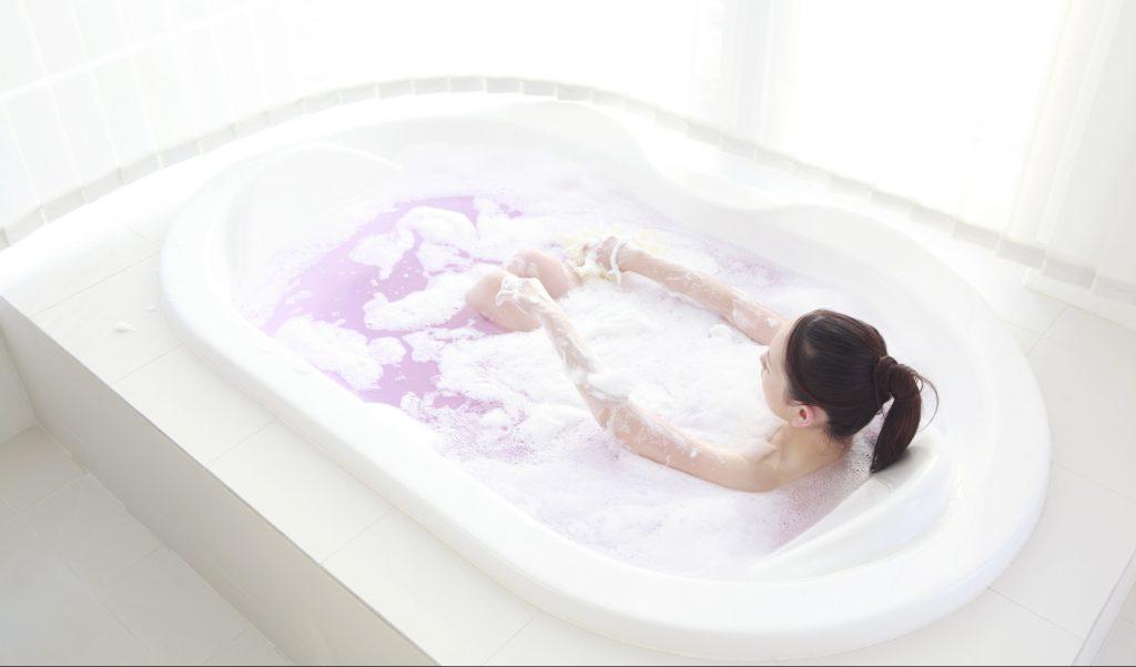 乾燥肌のお風呂