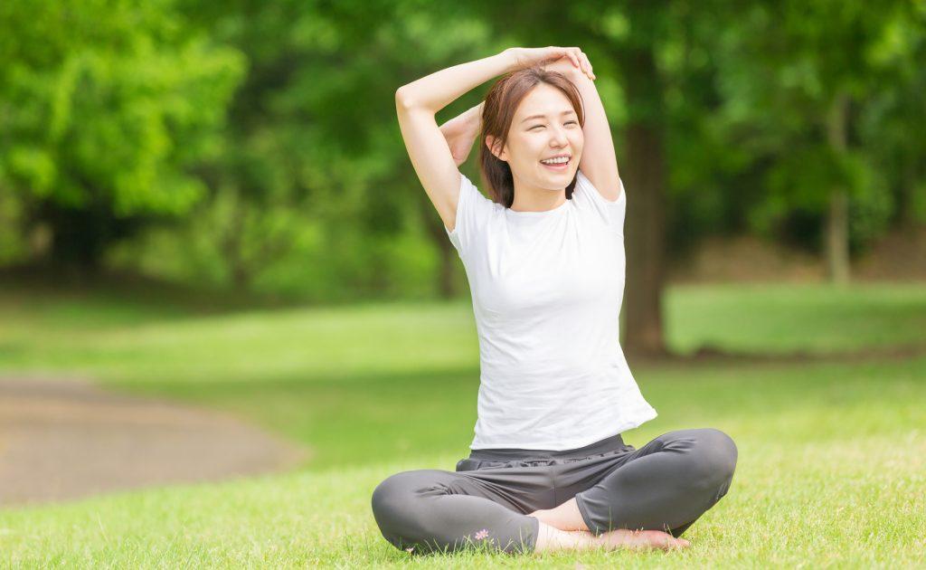 美容と運動