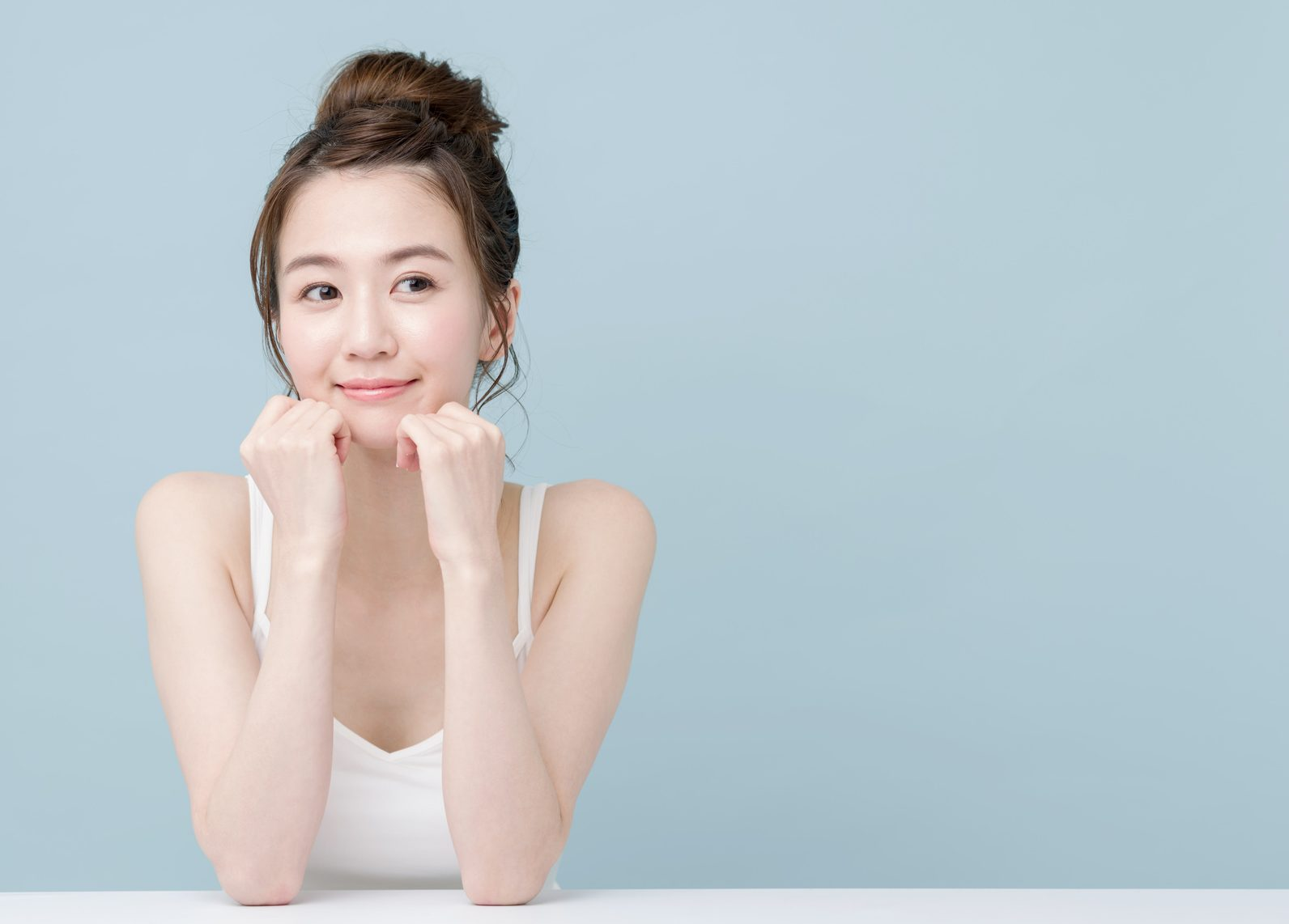 肌のカサカサ対策化粧水