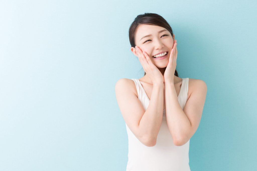 オイリー肌の原因の改善方法