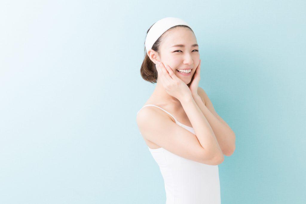 洗顔後の乾燥肌を防ぐ方法