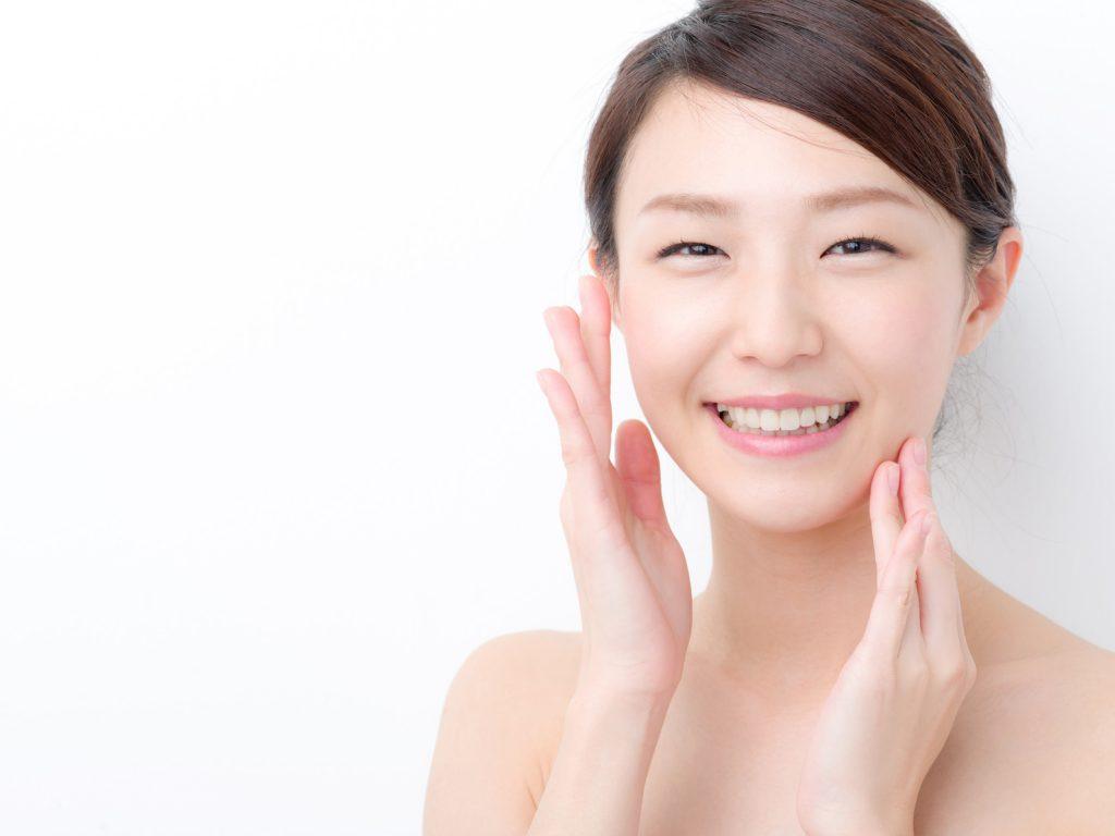 化粧水の効果的なつけ方