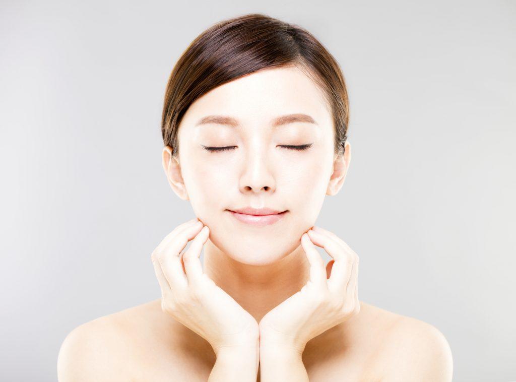 肌のくすみ原因を改善