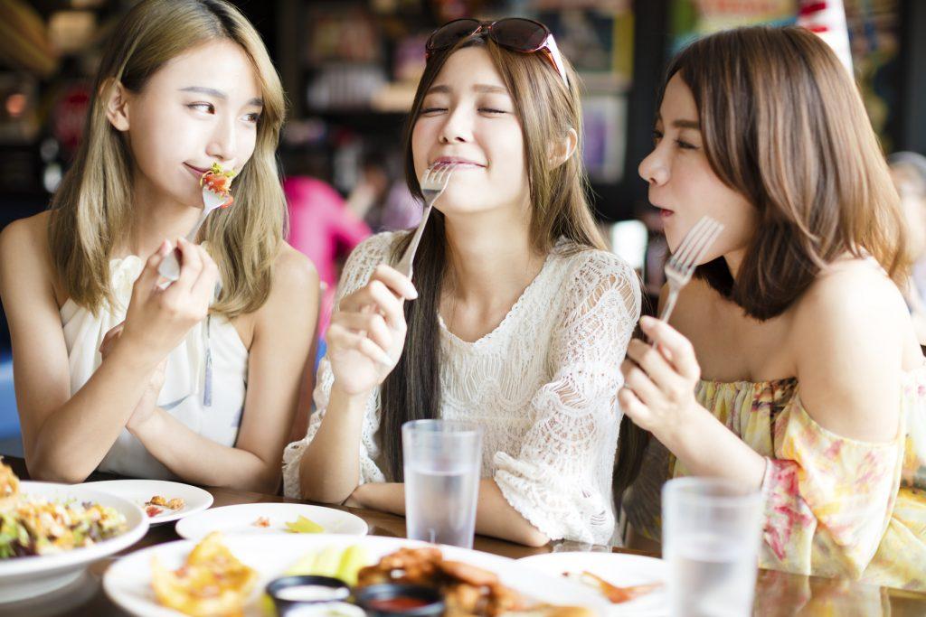 お肌の曲がり角対策の食品