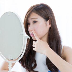 口の横(口周り)の肉たるみの原因
