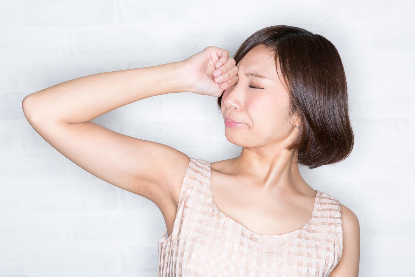 女性の加齢臭の原因