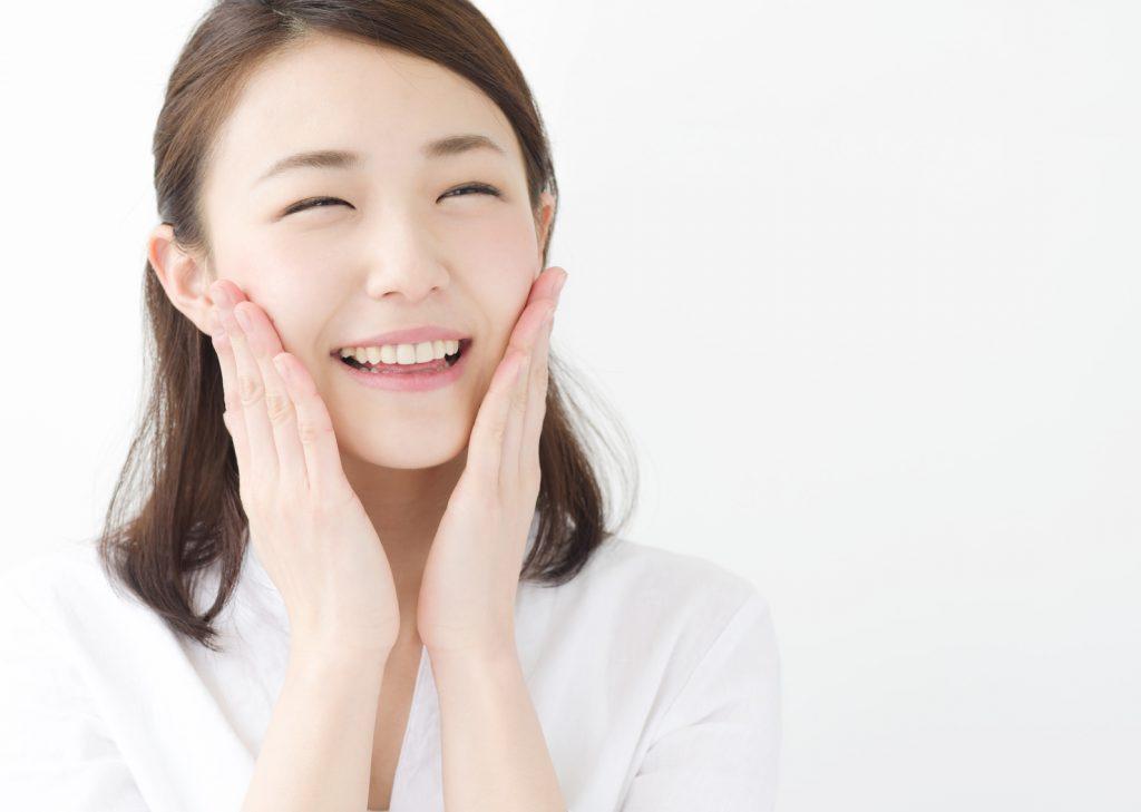 口元のたるみを改善するスキンケア方法