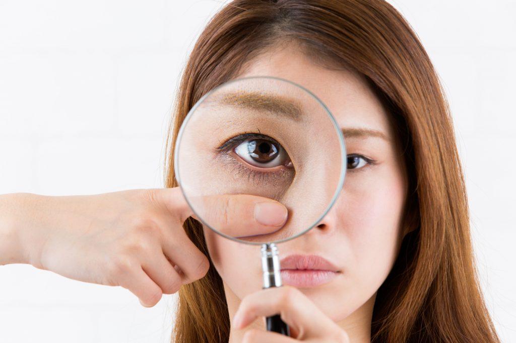 目の下のたるみに効く美顔器