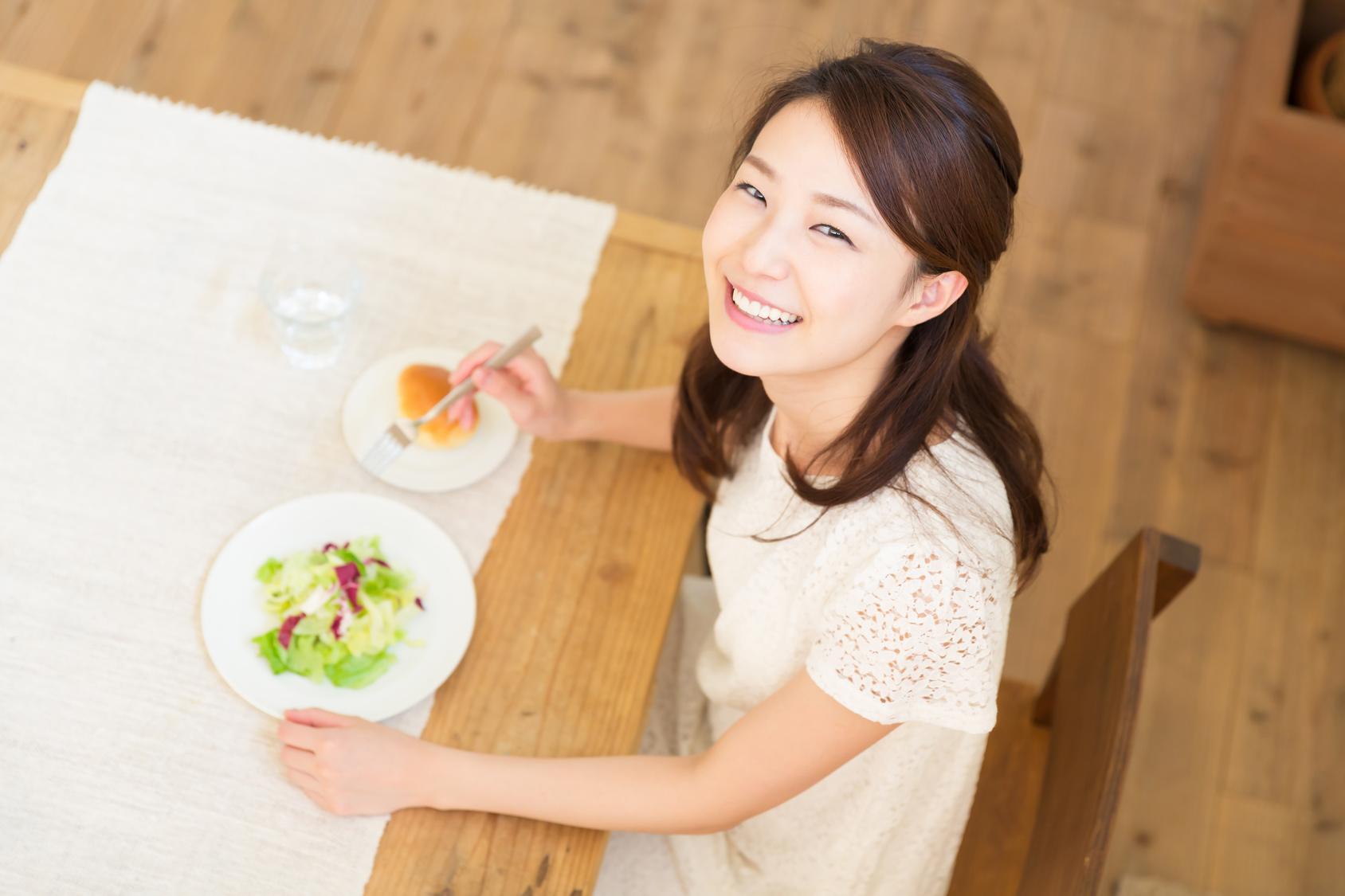 ストレスのシミを治す食材