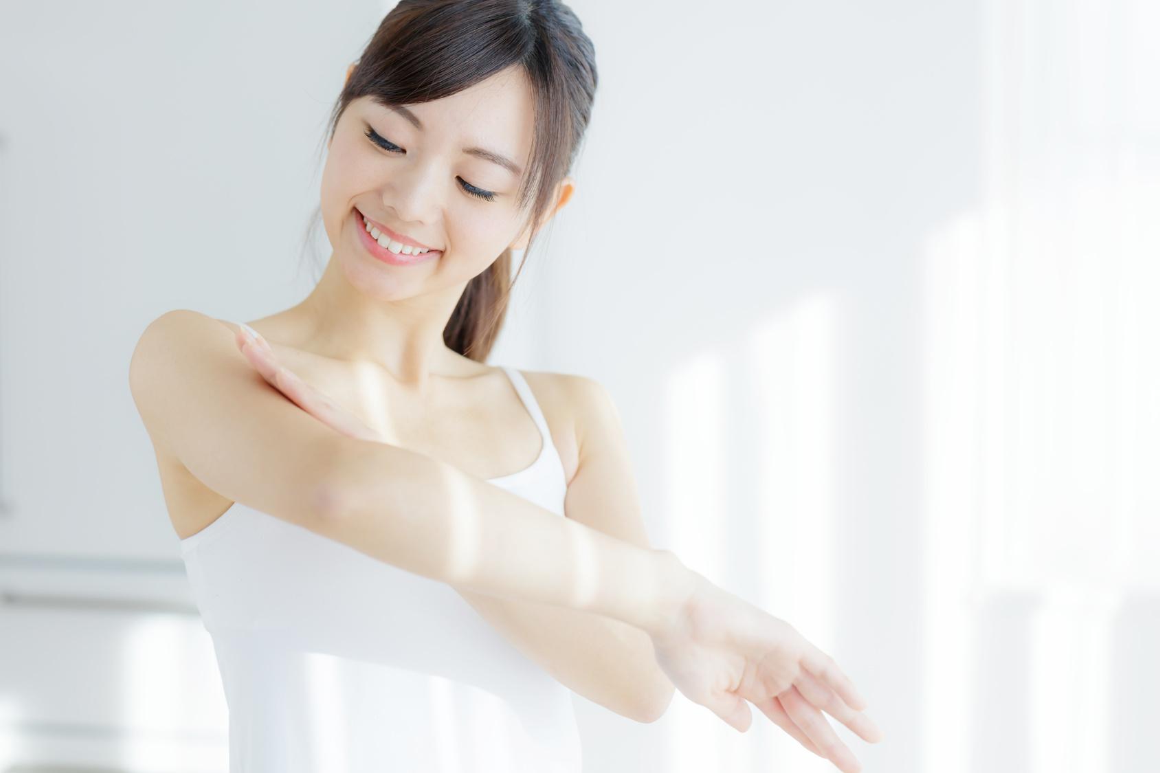 女性のミドル脂臭対策