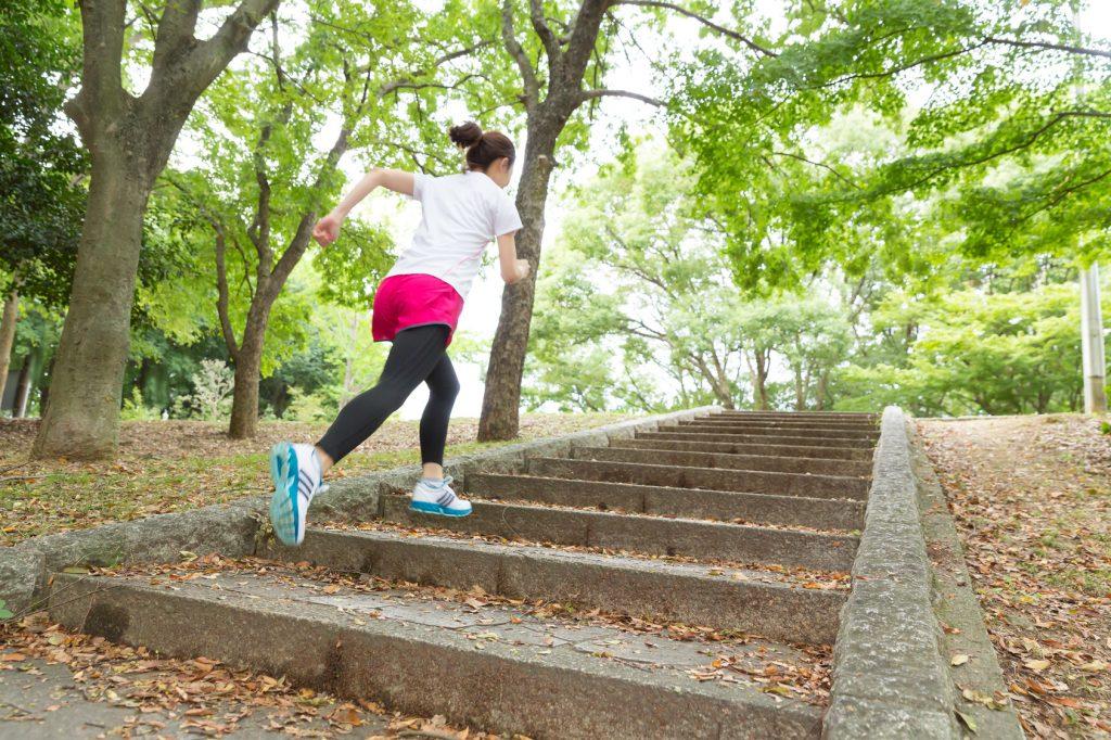 美肌に逆効果となる激しい運動