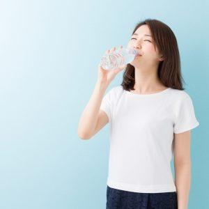 美容に1日2リットルの水分補給