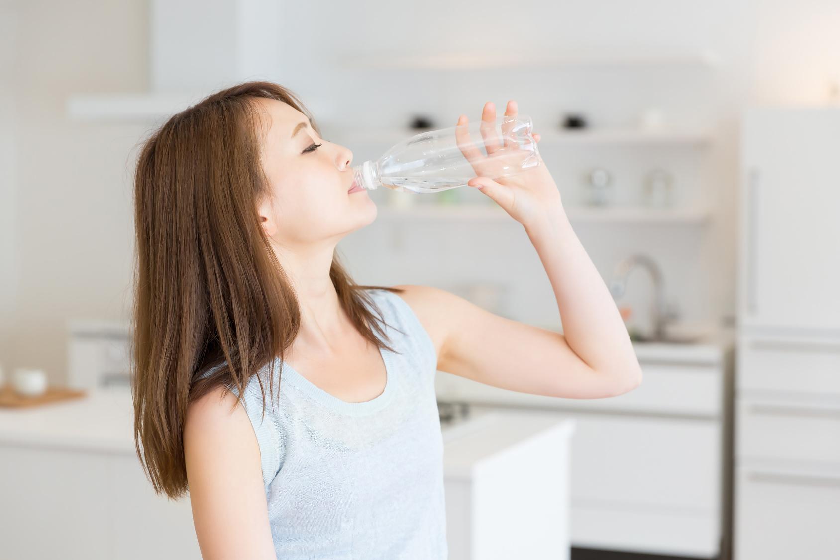 1日に必要な水分補給