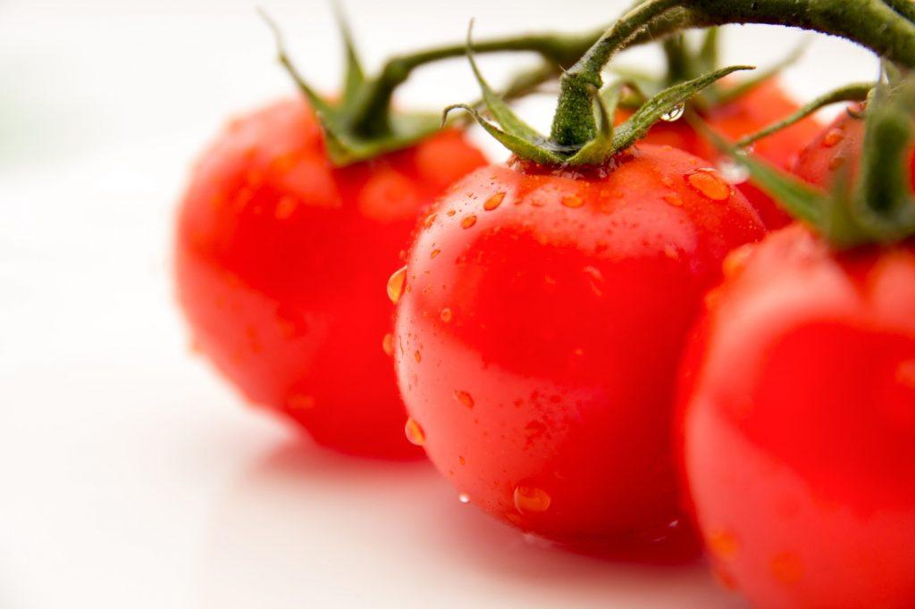 美肌になる食品トマト